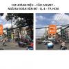 Pano quảng cáo tại số 132 Hoàng Diệu, Quận 4, TPHCM