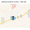 Pano quảng cáo tại 2069 Đại lộ Hùng Vương, Việt Trì, Phú Thọ