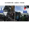 Pano quảng cáo tại số 213 Khánh Hội, Quận 4, TPHCM