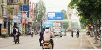 Pano quảng cáo tại 260 Nguyễn Trãi, Bắc Ninh