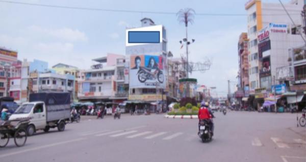 Pano quảng cáo tại số 3 Điện Biên Phủ, TP.Trà Vinh