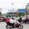 Pano quảng cáo tại số 331 Hoàng Văn Thụ, TP.Thái Nguyên