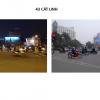 Pano quảng cáo tại 43 Cát Linh, Ba Đình, Hà Nội
