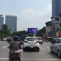 Màn hình LED quảng cáo tại 43 Nguyễn Chí Thanh, Hà Nội