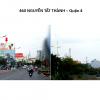 Pano quảng cáo tại số 460 Nguyễn Tất Thành, Quận 4, TPHCM