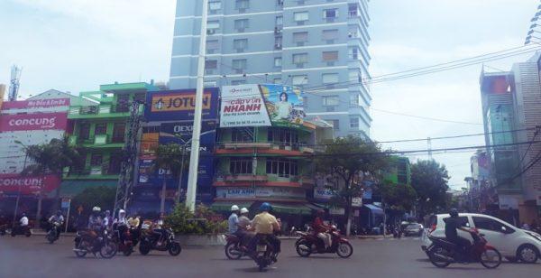 Pano quảng cáo tại số 48 Thống Nhất, TP.Nha Trang, Khánh Hòa