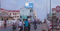Pano quảng cáo tại số 48 Thủ Khoa Huân, Tiền Giang