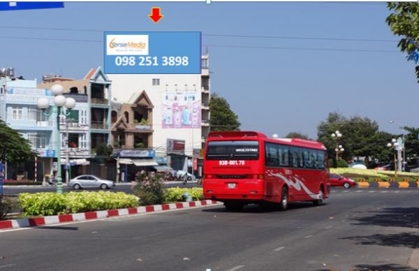 Pano quảng cáo tại số 558 Nguyễn An Ninh, TP.Vũng Tàu