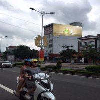 Pano quảng cáo ngoài trời tại số 627 Mê Linh, Vĩnh Phúc