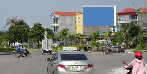 Pano quảng cáo tại số 98/109 Hòa Bình, P.Trần Phú, Quảng Ninh