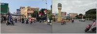 Màn hình LED tại Bùng binh Biên Hùng, TP.Biên Hòa, Đồng Nai