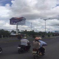 Billboard quảng cáo tại CT15 Cầu Cần Thơ