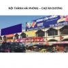 Biển quảng cáo Chợ An Dương, Hải Phòng