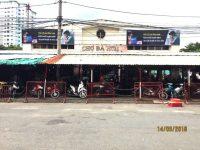 Biển quảng cáo Chợ Bà Hom, Quận Bình Tân, TPHCM