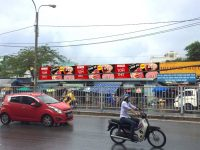 Biển quảng cáo Chợ Bình Triệu, Quốc lộ 13, Quận Thủ Đức, TPHCM