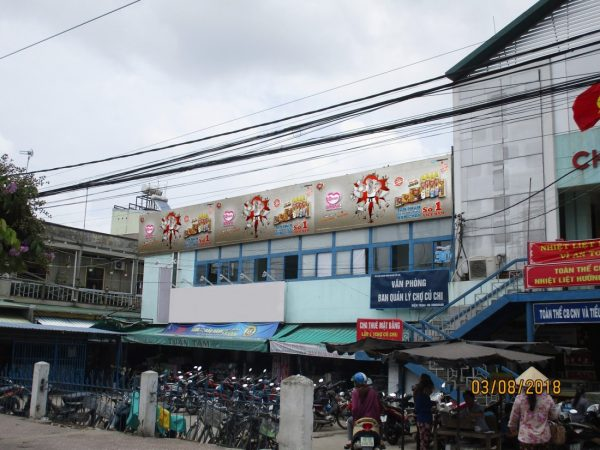 Biển quảng cáo Chợ Củ Chi, Huyện Củ Chi, TPHCM