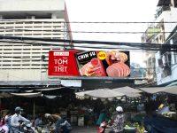 Biển quảng cáo Chợ Hòa Hưng, Quận 10, TPHCM