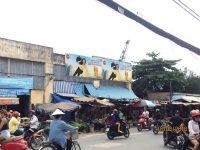 Biển quảng cáo Chợ Long Kiểng,Tôn Thất Thuyết, Quận 4, TPHCM