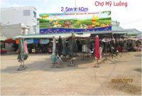 Biển Chợ Mỹ Luông, An Giang