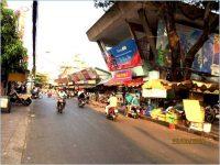 Biển quảng cáo Chợ Nguyễn Tri Phương, Quận 10, TPHCM