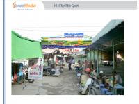 Biển quảng cáo Chợ Phú Quới, Vĩnh Long