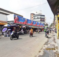 Biển quảng cáo Chợ Tân Định, Mã Lô, Quận 1, TPHCM