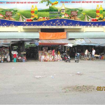 Biển Chợ Vĩnh Tre, An Giang