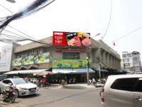 Biển quảng cáo Chợ Xóm Chiếu, Quận 4, TPHCM