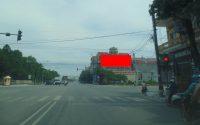Pano quảng cáo tại đường Nguyễn Trãi, Bắc Ninh