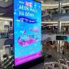 Hệ thống màn hình quảng cáo LED Aeon Mall Hà Đông, Hà Nội