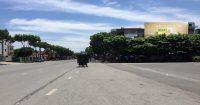 Pano quảng cáo tại Ngã năm quảng trường Thống Nhất, TP.Hải Dương