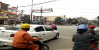 Pano tại ngã tư Cách mạng tháng Tám - Phan Đình Phùng, Thái Nguyên