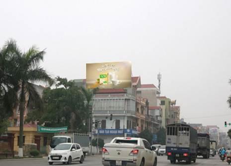 Pano ngoài trời tại ngã tư Đại Phúc, TP Bắc Ninh