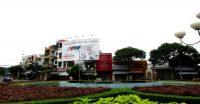 Pano quảng cáo tại ngã tư Giếng Nước, TP.Vũng Tàu