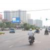Pano quảng cáo tại Ngã tư Lê Thái Tổ - Hoàng Hoa Thám, Bắc Ninh