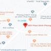 Pano quảng cáo tại Ngã tư Phan Đình Phùng - Hoàng Ngân, Thái Nguyên