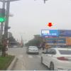Pano quảng cáo tại Ngã tư Quang Trung - Võ Nguyên Giáp, Thanh Hóa