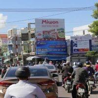 Pano tại Ngã tư Trần Hưng Đạo , Võ Nguyên Giáp, Bình Định