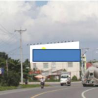 Pano quảng cáo tại Nút giao Quốc lộ 53 - Vành Đai, TP.Trà Vinh