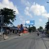 Billboard quảng cáo trên Quốc lộ 1A, Ấp Mỹ Quới, Cái Bè, Tiền Giang
