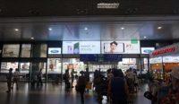 Màn hình LED quảng cáo tại Sảnh ga đến T1, sân bay Nội Bài, Hà Nội