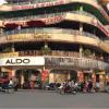 7 màn hình LED tại Tòa nhà Hàm Cá Mập, Đinh Tiên Hoàng, Hà Nội