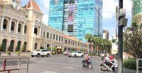 Màn hình LED quảng cáo tại Vincom Đồng Khởi, Quận 1, TPHCM