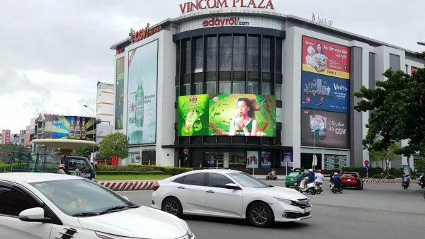 Màn hình LED quảng cáo tại Vincom Cần Thơ, Quận Ninh Kiều, TP.Cần Thơ