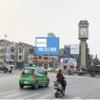 Pano tại vòng xoay Nguyễn Trãi - Lý Thái Tổ, Bắc Ninh
