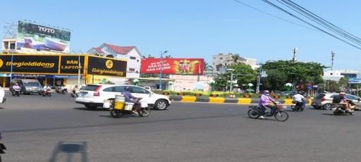 Pano quảng cáo tại số 119 Lê Hồng Phong, TP.Vũng Tàu