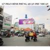 Pano quảng cáo tại 127 Phan Đình Phùng, Quận Phú Nhuận, TPHCM