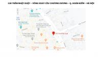 Pano quảng cáo tại 128 Trần Nhật Duật, Hà Nội