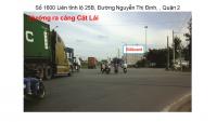 Billboard tại 1600 Liên tỉnh lộ 25B, Nguyễn Thị Định, Quận 2, TPHCM