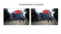 Pano quảng cáo tại 207 Hoàng Văn Thụ, Quận Phú Nhuận, TPHCM